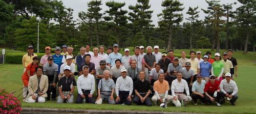 九州・山口・広島親睦ゴルフ大会