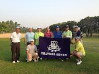 泰国千里会(バンコク)<br />ゴルフコンペを開催