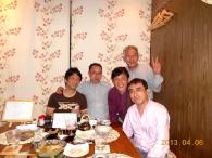 広東関大会<br />「広東関大会」設立へ始動 在住者5人が集まり準備会開く