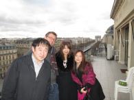 パリ関大会<br />フランス