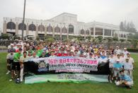 シンガポール千里会<br>第16回全日本大学対抗ゴルフ大会に参加