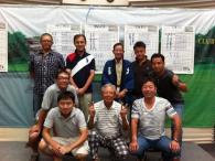 泰国千里会<br>関西7大学ゴルフ対抗戦を開催
