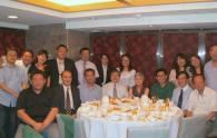 関大台湾OB会<br />留学フェアで関西大学を応援
