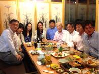 香港千里会<br />懇親会を開催