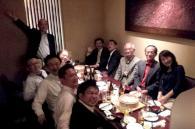 上海関大会<br />大阪支部が懇親会を開催