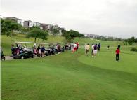 シンガポール千里会<br />関関同立ゴルフコンペ