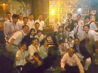 サイゴン千里会<br>大学のインターンシップに積極的に協力<br>狩野会長ら11人が参加学生らと交流会